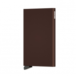 CARPROTECTOR SECRID ALU Marron