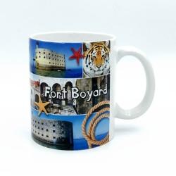 Mug Fort Boyard Multivues