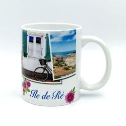 Mug Île de ré Fleur