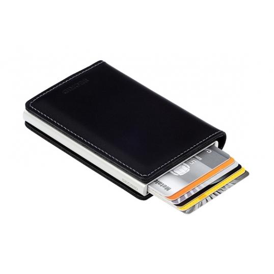 Porte carte SECRID cuir Slimwallet Original Noir