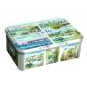 boîte sucre île de ré 4 vues galettes charentaises 300g