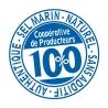 Gros sel de l'Île de Ré sachet toile 750 g fabriqué en France