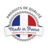 Rond de serviette bois vernis Prénom fabriqué en France