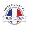 pochette Île de ré bleu blanc rouge fabriquée en France 100% coton