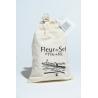 fleur de sel île de ré sachet toile 125 g