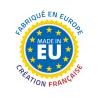 tSet de Table souvenirs Île de Ré - Carte murale - Création française - Fabriqué en Europe