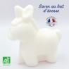 Savon bio au lait d'ânesse parfum naturel souvenirs de l'île de Ré fabrication française